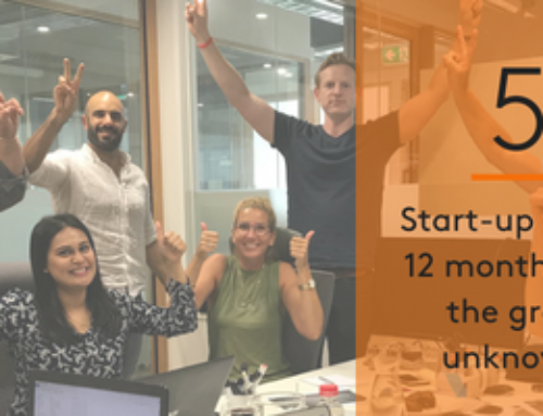 5 start-up truths…12 months into the great unknown